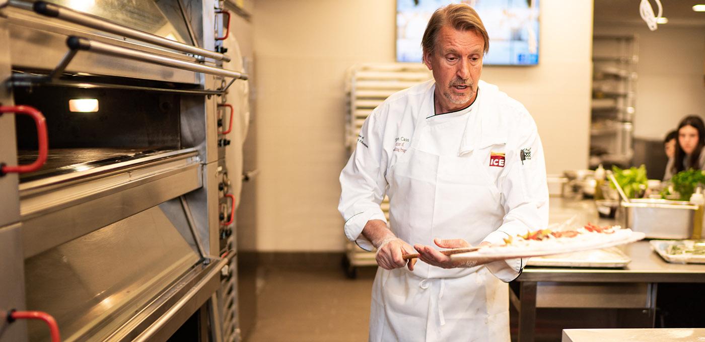 Chef Sim's Pro Pizza Dough   Institute of Culinary Education