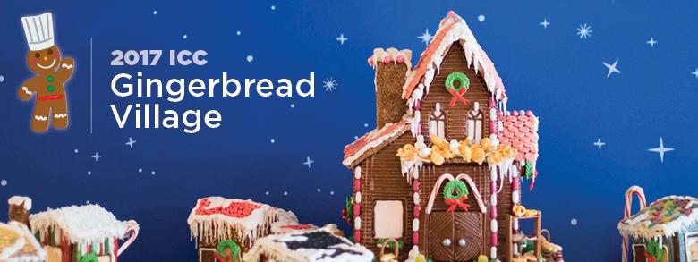 2017 Gingerbread Village