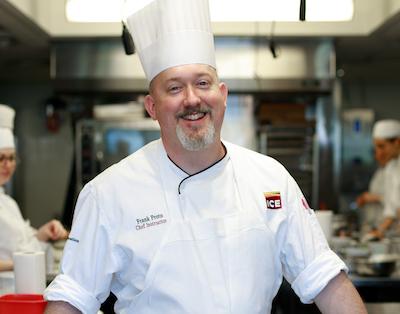 Chef Frank Proto