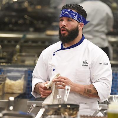 Chef Peter Martinez