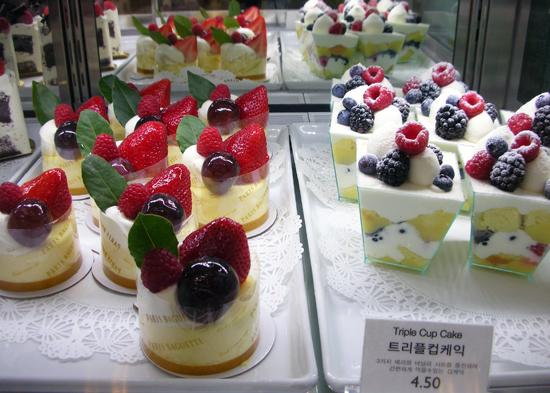 Sweet Treats Paris Baguette Institute Of Culinary Education