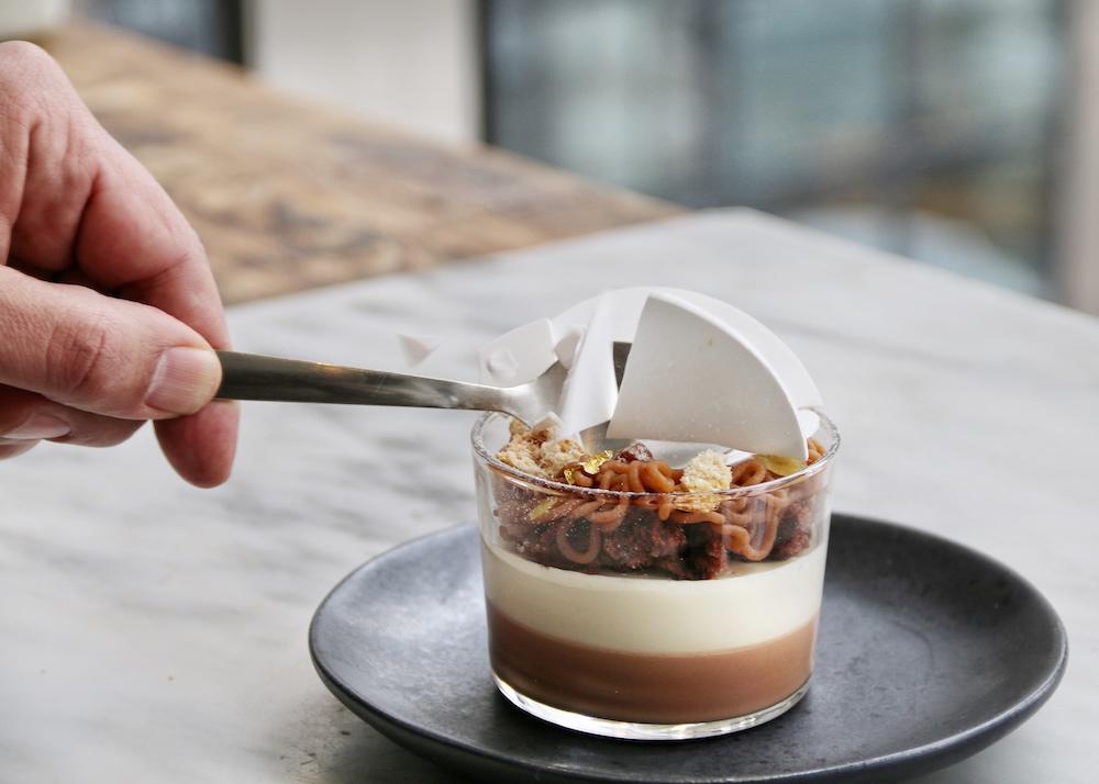 Michael Laiskonis' Mont Blanc Dessert
